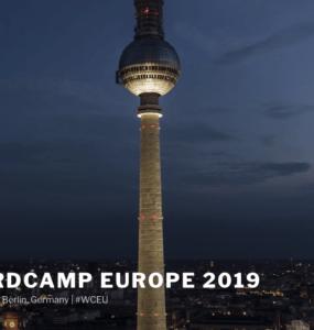 WordCamp Europe 2019 Berlijn