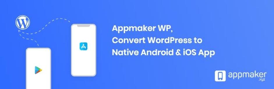 Appmaker van WordPress