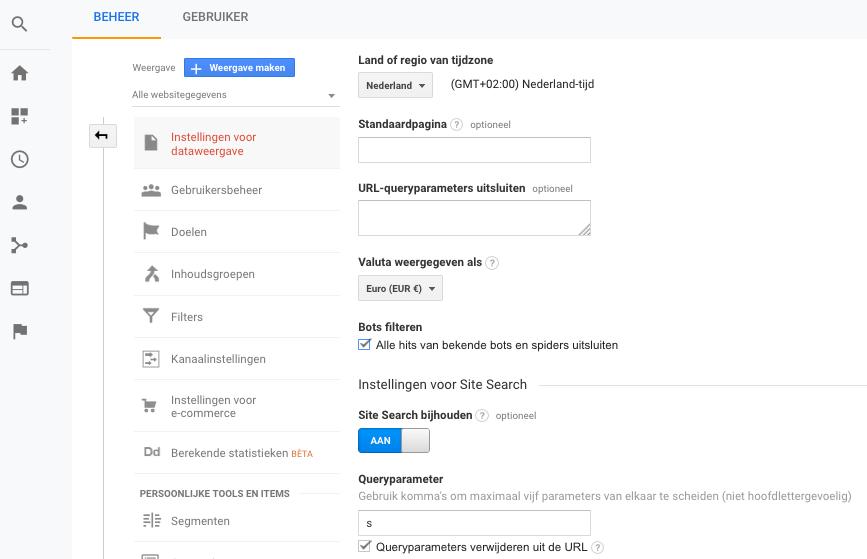 Bots filteren Google Analytics