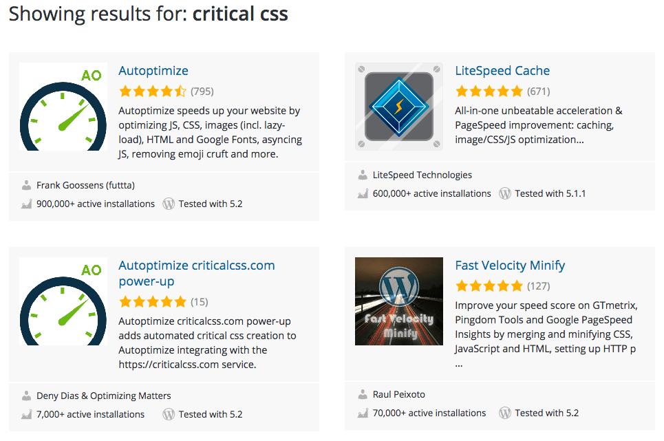 CSS verplaatsen plugins