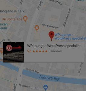 iframe voorbeeld Google Maps