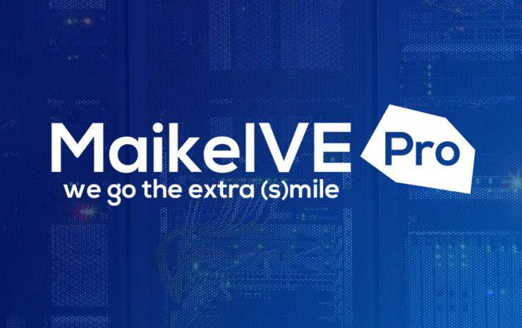 MaikelVE hosting logo
