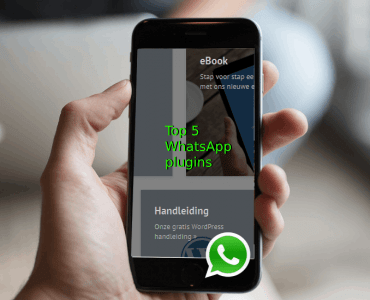 Top 5 WhatsApp WordPress plugins 2019