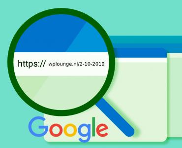 Datum in URL