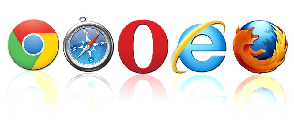 Alle browsers