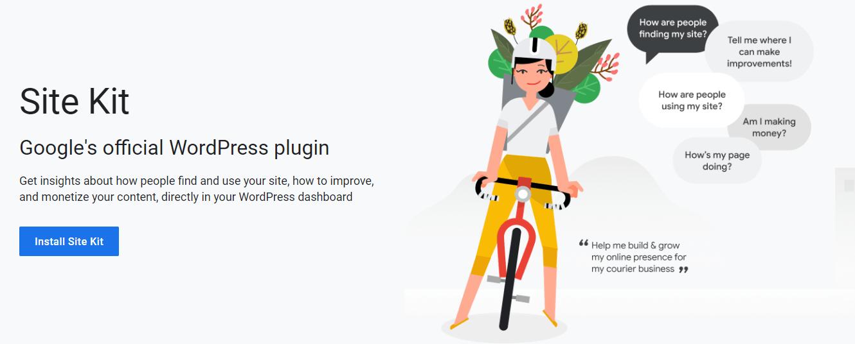 Google Site Kit plugin voor WordPress is uitgebracht