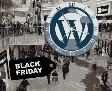 WordPress black friday
