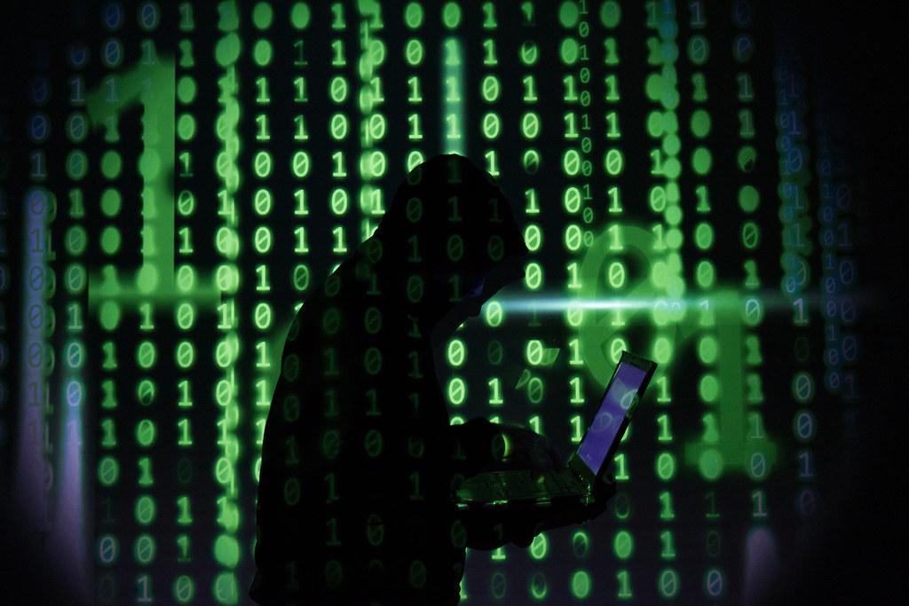 Een hacker