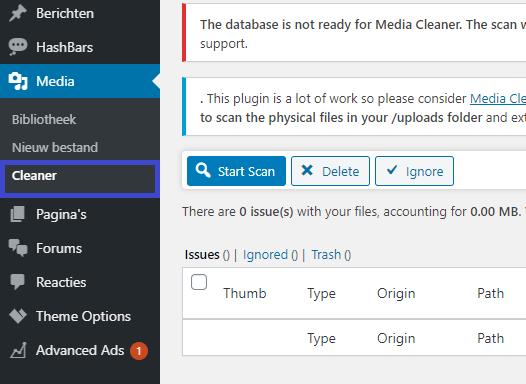MediaCleaner