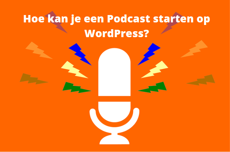 Hoe moet je podcast starten?