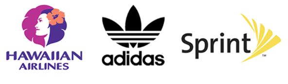 Gecombineerde logo's