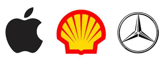 Symbolische logo's