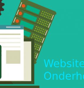 Website onderhoud