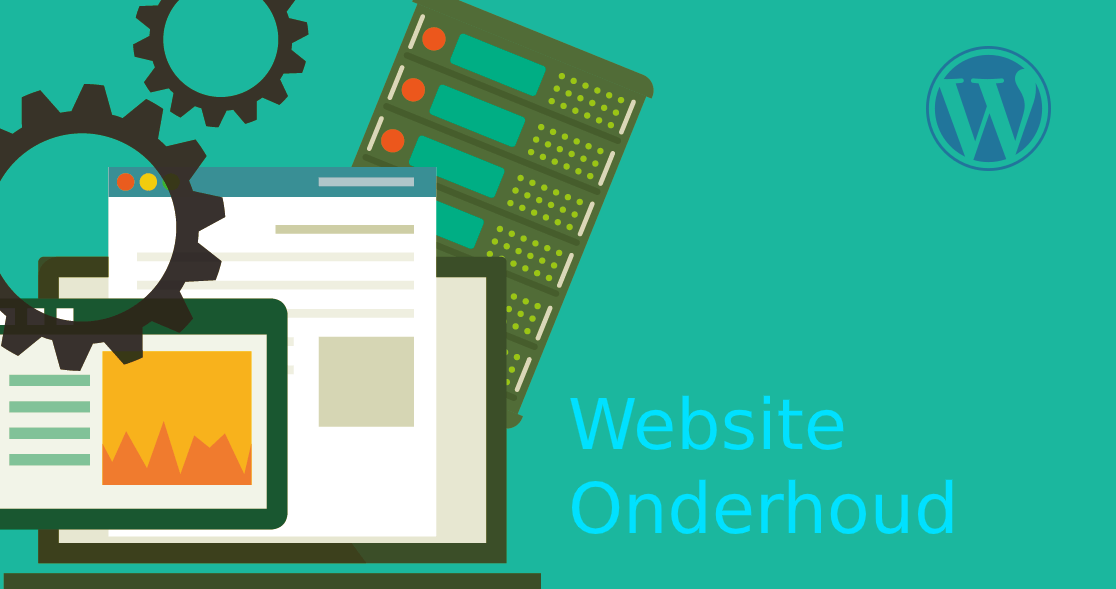 Website onderhoud