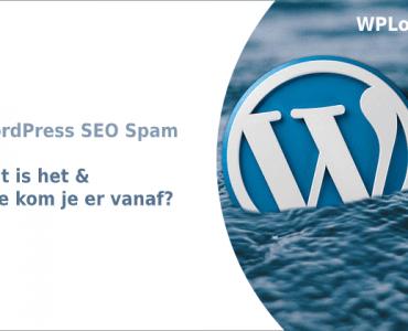 WordPress SEO spam