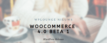 WooCommerce 4.0 Beta 1