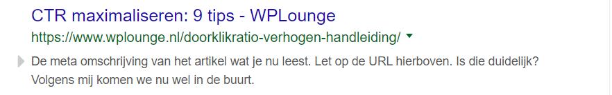 goede URL