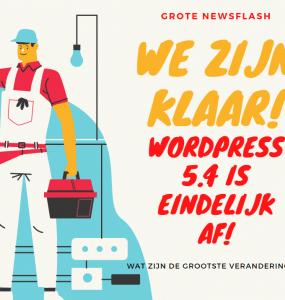 WordPress 5.4