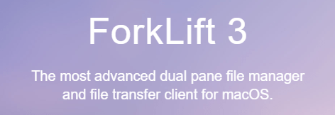 FTP Client ForkLift