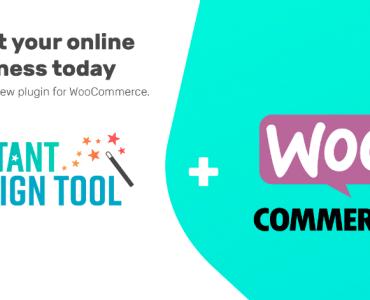Instant Design Tool plugin voor WooCommerce