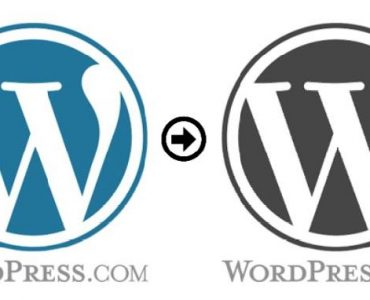 WordPress.com overstappen