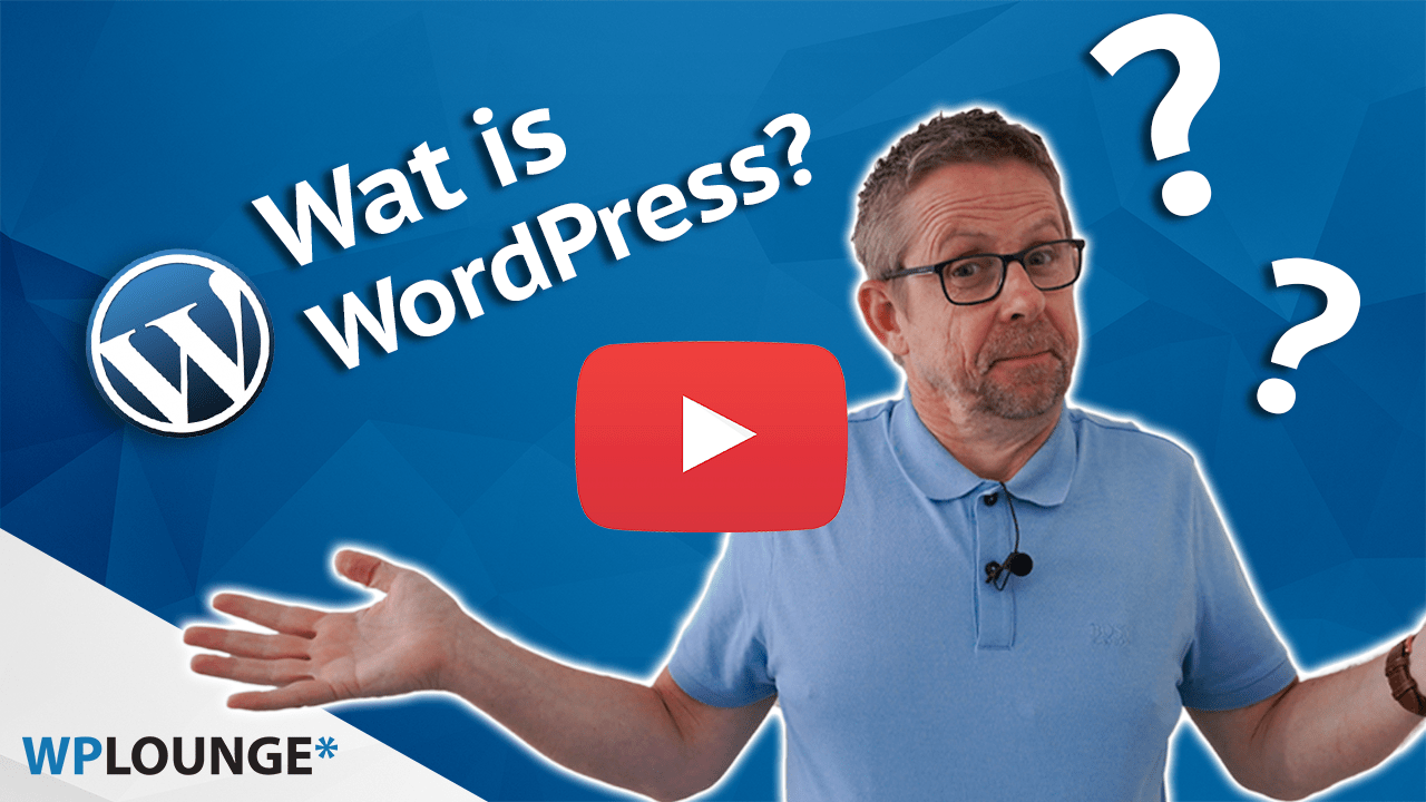 Wat Is WordPress video