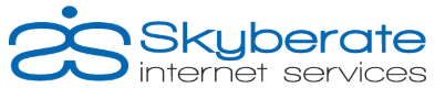 Skyberate logo