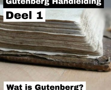 Wat is Gutenberg?