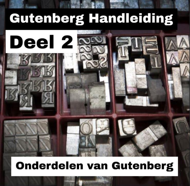 Gutenberg deel 2