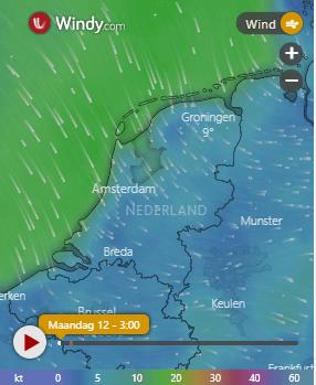 Ventus Weather Map