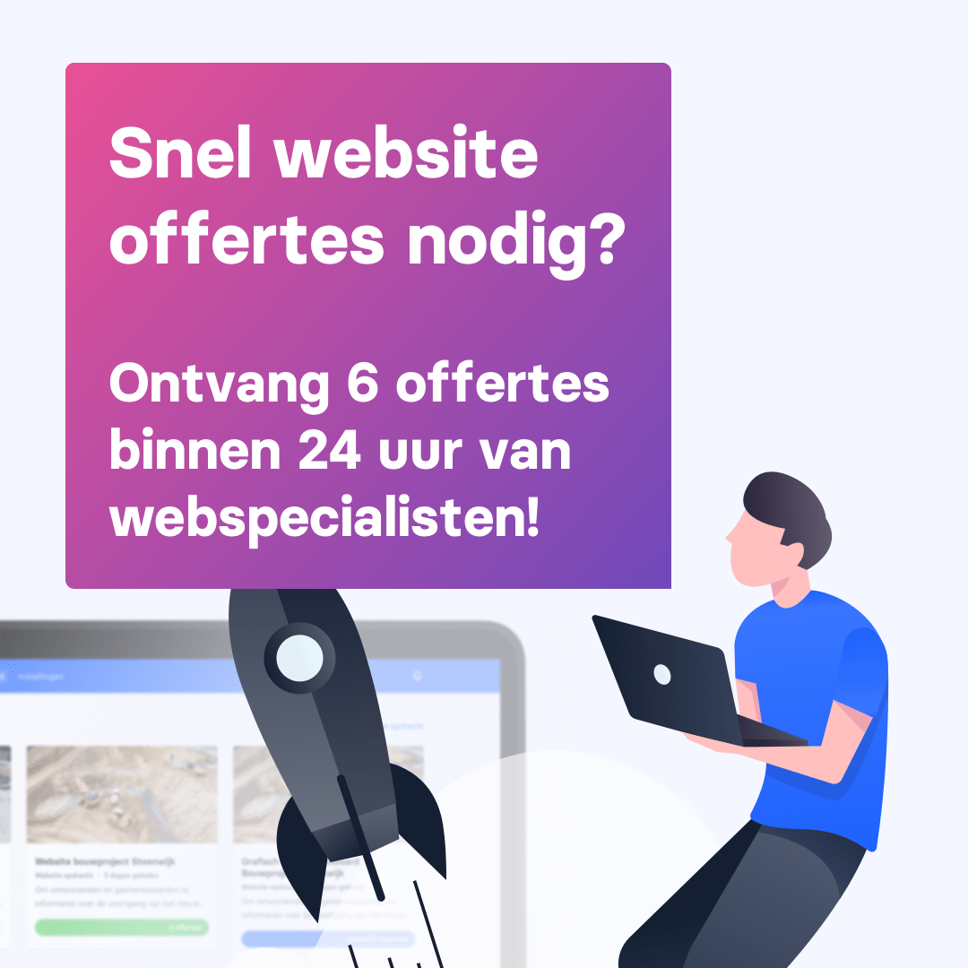 WebsiteOffertes.nl banner WPLounge