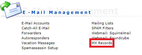MX-Records