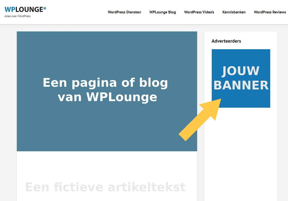 Banneradvertentie WPLounge (1)