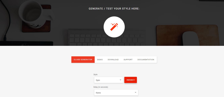 CSS-class automatisch laten genereren