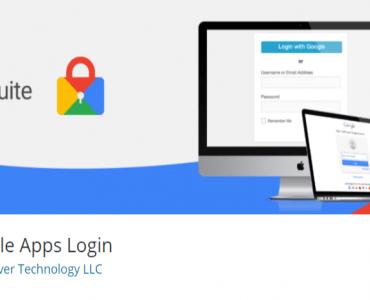Google App Login