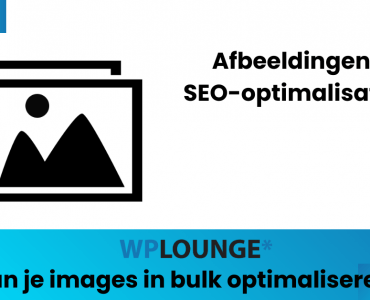 Afbeeldingen in bulk optimaliseren voor SEO in WordPress