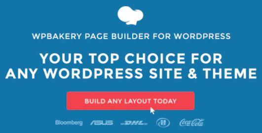 WPBakery builder