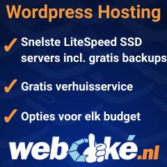 de snelste en beste wordpress webhosting