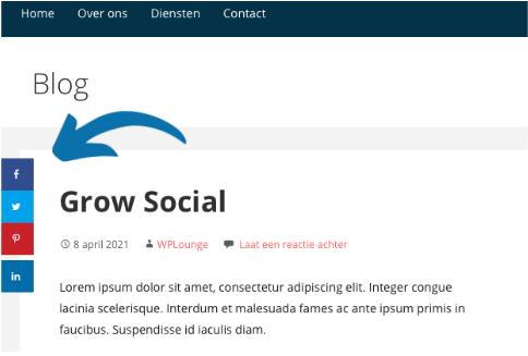 Grow Social Plugin