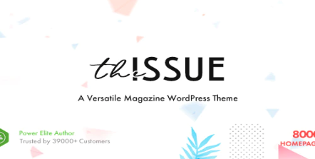 the-issue-theme-template