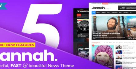Jannah-theme-template