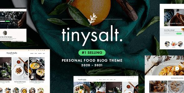 Tinysalt Theme