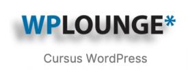 WPLounge cursus